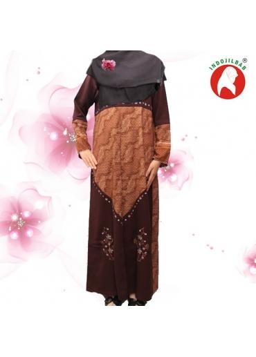Batik Rancang 3 Coklat 004