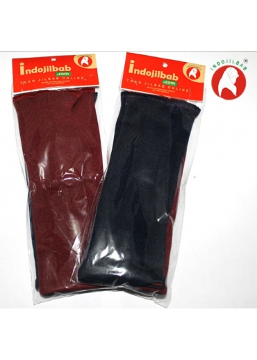 Manset 2 in 1 (Hitam - Merah)