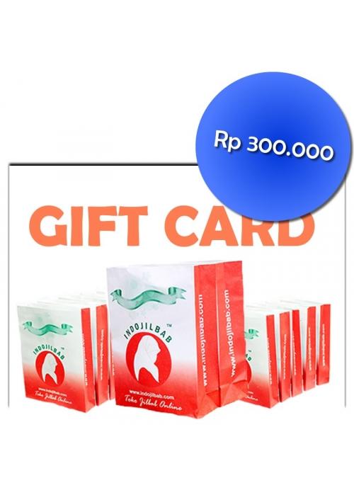 Indojilbab.com e-Gift Card