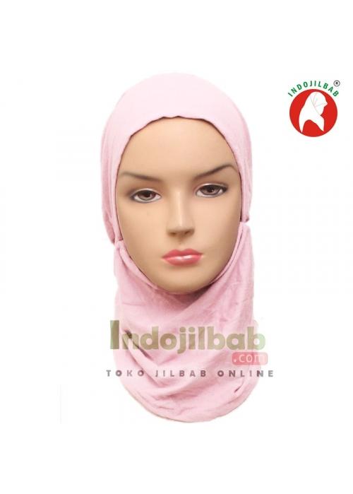 Ciput Ninja Ikat Pink 002