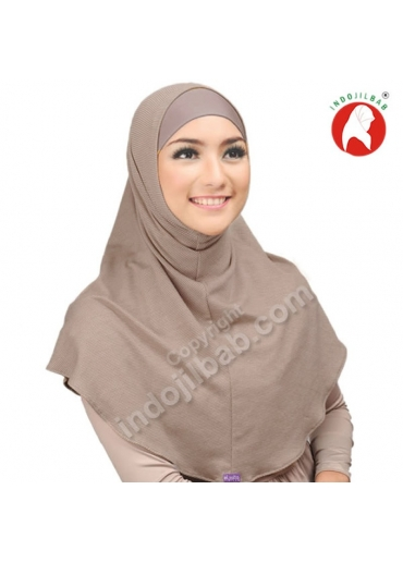 Zaria Alfiyah Coklat 003