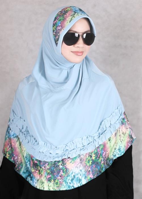 Kirana Biru Pastel