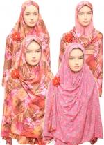 4 in 1 Motif Pink 001