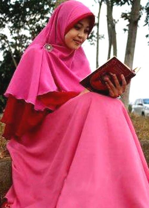 Sifon Polos Merah - Pink