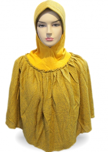 Rajut Ratu Kuning 001