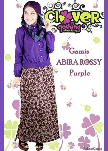 Abira Rossy Purple