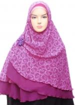 Laila ungu Magenta 002