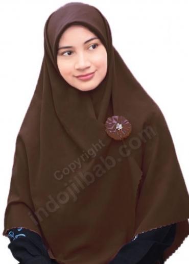Raihana Coklat 005