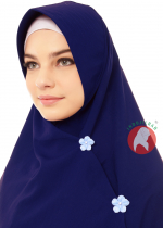 Maryam Electric Blue