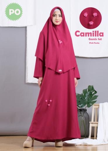 (PO) Camilla Pink Fanta