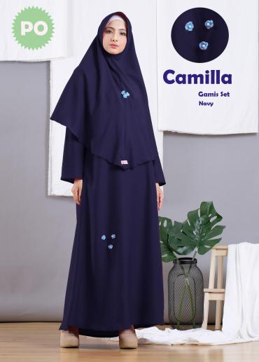 (PO) Camilla Navy