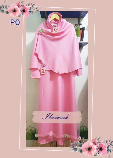 (PO) Ikrimah Pink 001