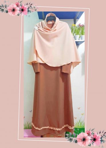 Jamilah Coklat 001