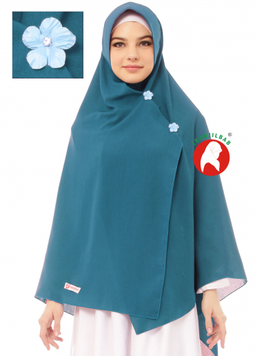 Maryam Stretch Biru 32 (PO)