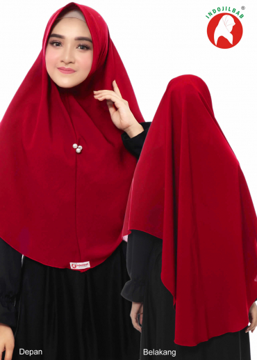 Akiko Pearl Chili Red (PO)