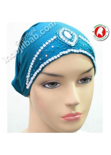 Ciput Arab Jasmine Swarovski Hijau 001