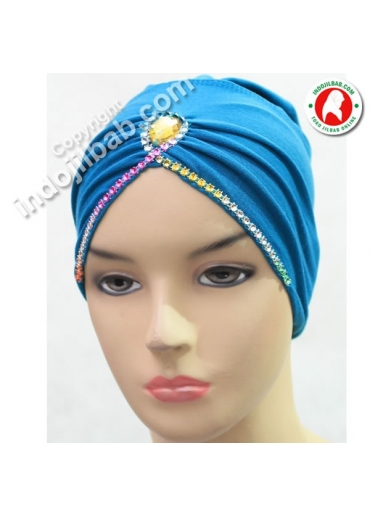 Ciput Arab Jasmine Kaos Hijau 001