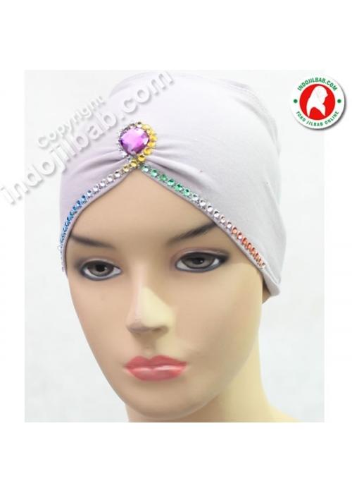 Ciput Arab Jasmine Kaos Abu-Abu 001